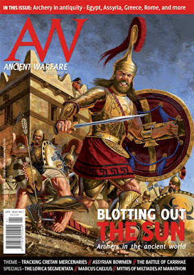 Ancient Warfare XI-1, Apr-May 2017