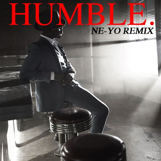 """Ne-Yo lança versão remix da musica """"Humble"""" do Kendrick Lamar"""