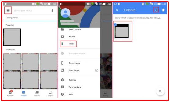Sangat Mudah! Cara Mengembalikan Foto yang Terhapus di Android