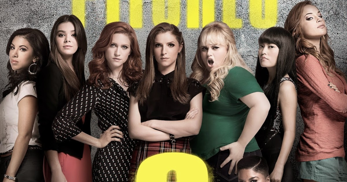 Movie Review Mom: Pitch Perfect 2 is A Ca-ffensive fun