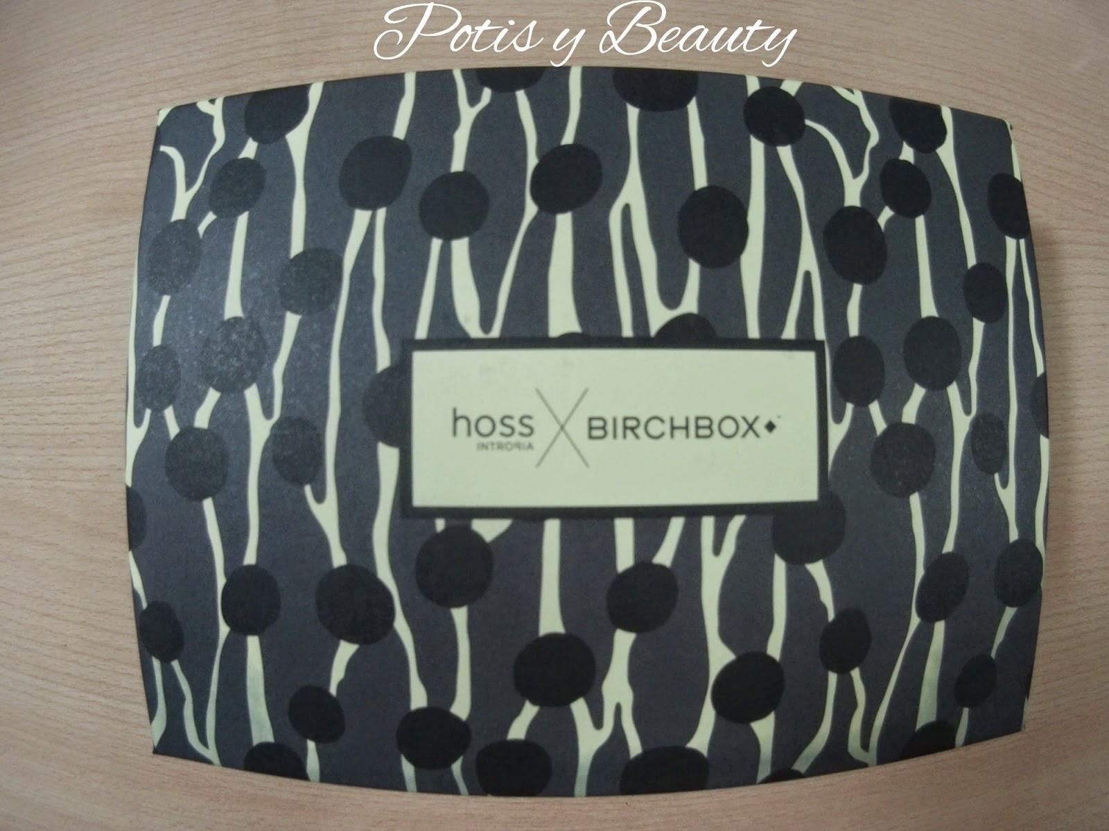 Birchbox septiembre! new in!