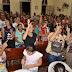 Ordem Franciscana e Grupo E.J.C de Piancó, animaram Noite de Novena da Festa de São Sebastião no distrito Palestina