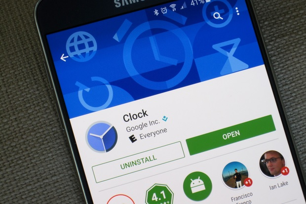 Clock v4.5.1 Apk Update with Multi-Window and Android N Support: Download APK