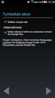 Cara Mendaftar Dan Menambahkan Akun Google di HP Android Cara Mendaftar Dan Menambahkan Akun Google Langsung dari HP Android
