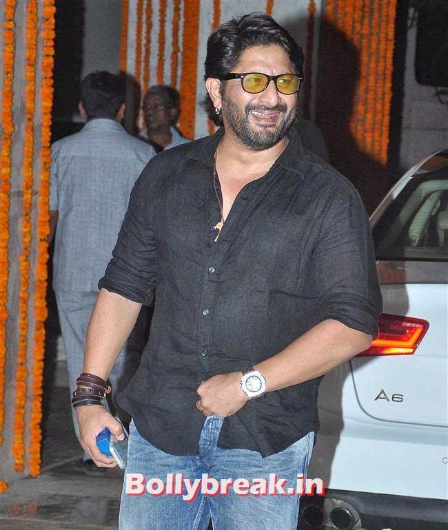 Arshad Warsi, Bollywood Celebs at Kangana Ranaut Birthday Bash Pics