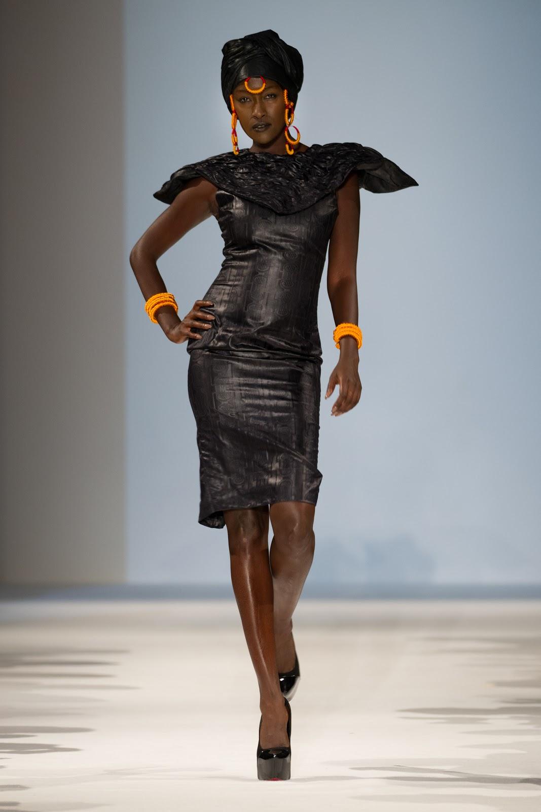 Cosmos&Lipstick: Black Fashion Week Paris