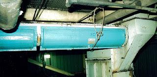 FRP trough heater