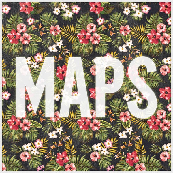 Maroon 5 - Maps - Single Cover