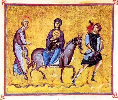 The Sunday After the Nativity of Christ | MYSTAGOGY RESOURCE CENTER