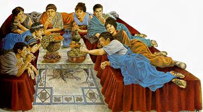 Il Triclinio Romanoimpero Com