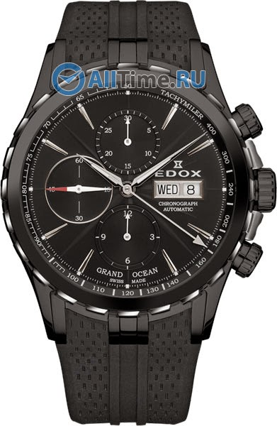 Edox 01113-357NNIN Grand Ocean Chronograph Automatic