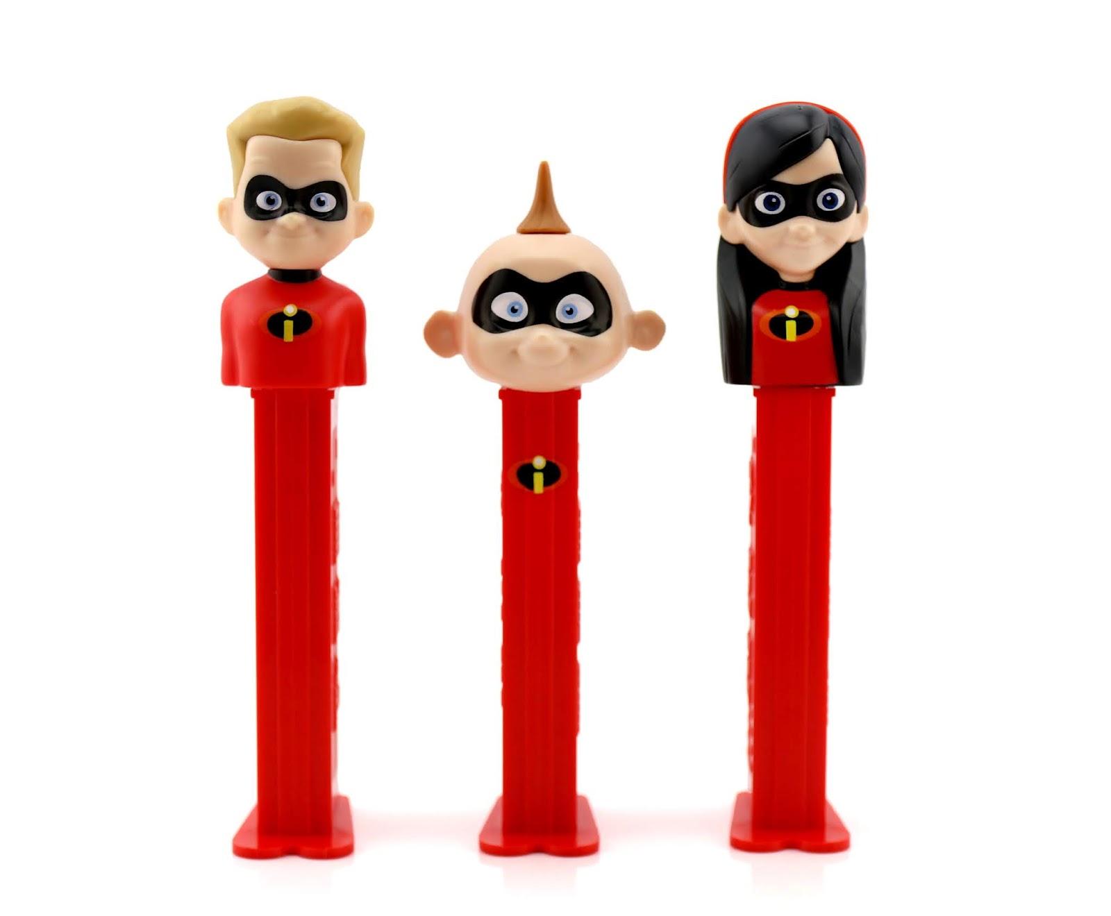 Incredibles 2 PEZ
