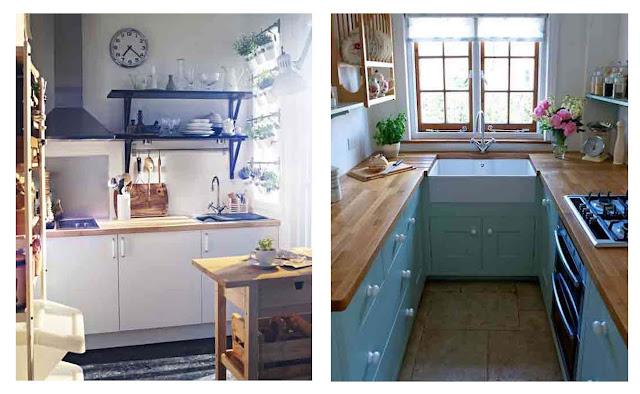 Idee per la tua cucina arredamento facile for Arredare piccole cucine