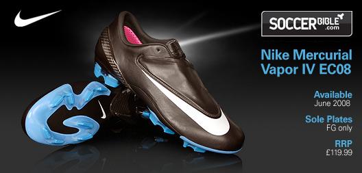 185dcabf0 Chuteiras  Nike Mercurial Vapor IV EC0