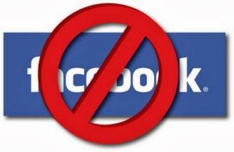 Evite ser bloqueado no Facebook