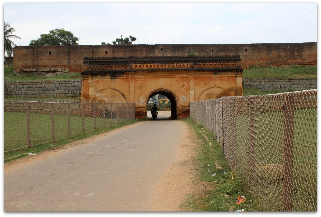 Fort Devanahalli Entrace