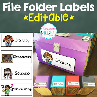 https://www.teacherspayteachers.com/Product/EDITABLE-File-Folder-Labels-3559261