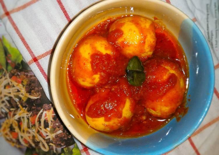Resep Balado Telur Bulat Kumpulan Resep Masakan Dari Telur Untuk Sehari Hari Dirumah Aneka Menu Makanan Indonesia Kumpulan Resep Masakan Dari Telur Enak Dan Sederhana