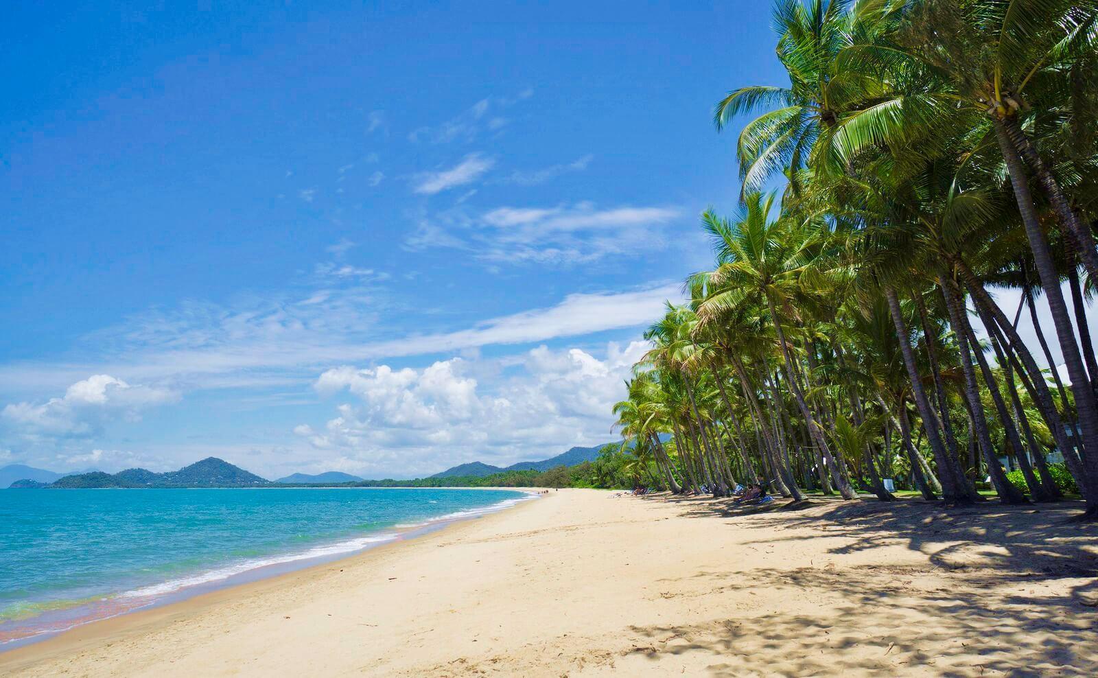 凱恩斯-景點-推薦-棕櫚灣-海灘-旅遊-自由行-澳洲-Cairns-Tourist-Attraction-Palm-Cove-Beach-Travel-Australia
