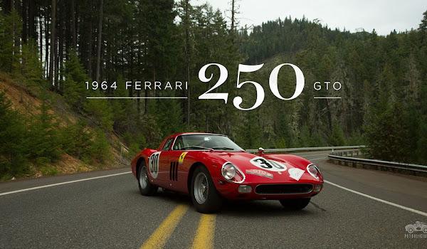 Dünyanın En Pahalı Arabası Ferrari 250 GTO Resimleri
