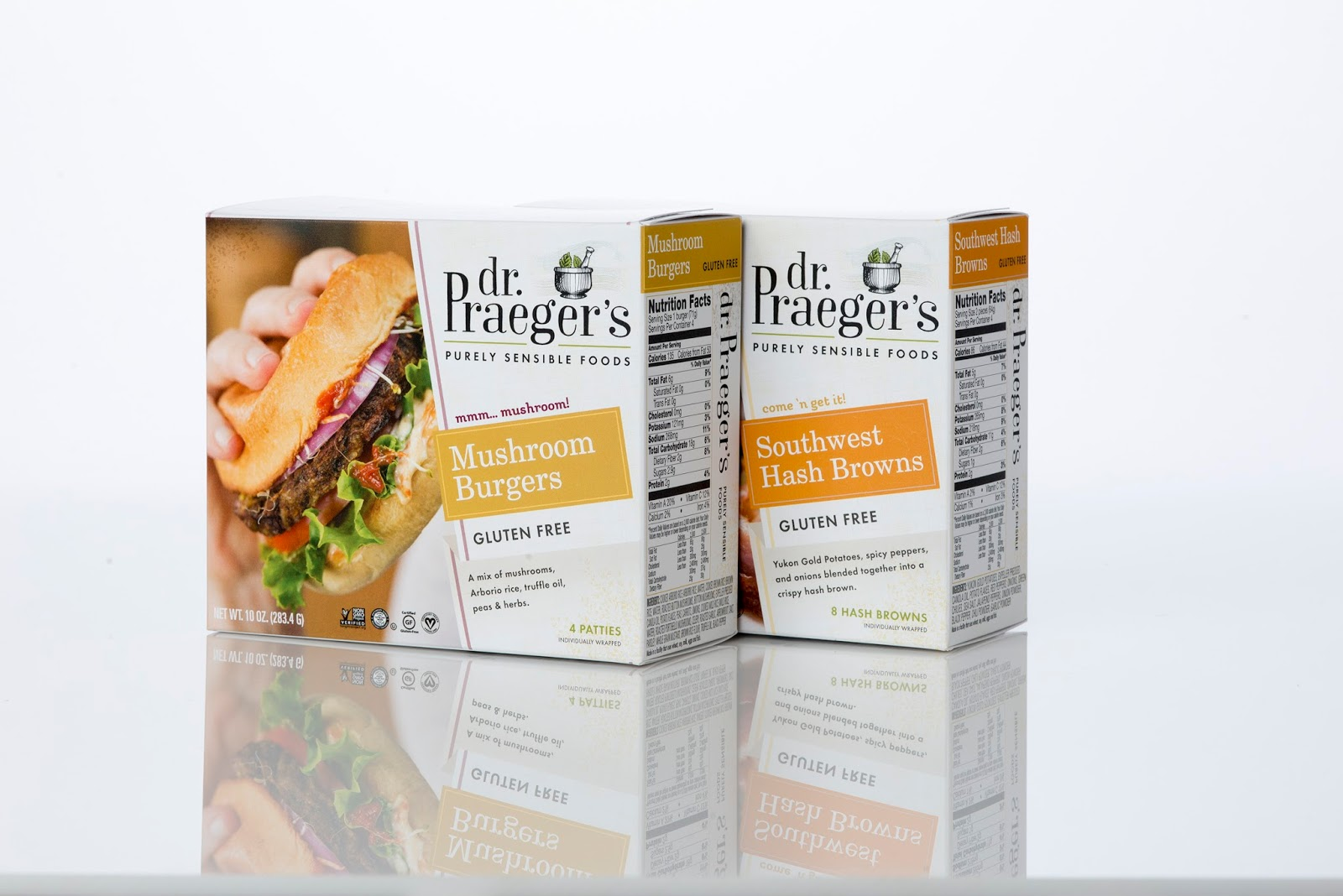 Dr praeger 39 s on packaging of the world creative package for Dr praeger s fish sticks