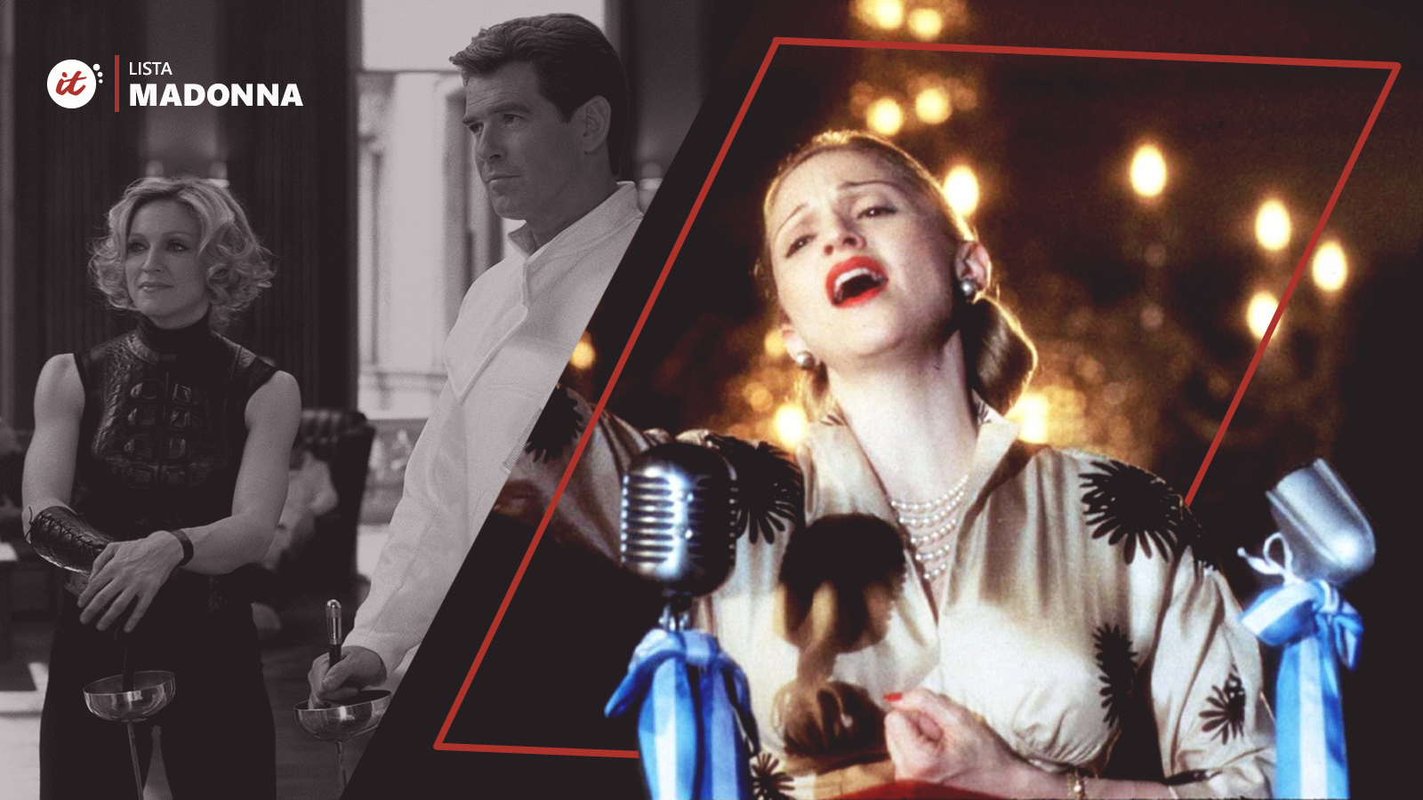 Completando 60 anos nesta semana, podemos dizer que Madonna já fez de tudo né?