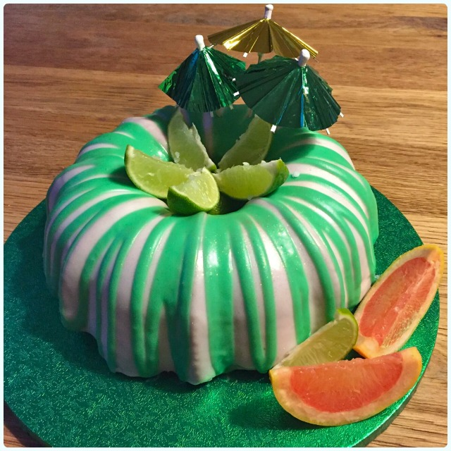 Paloma Bundt Cake