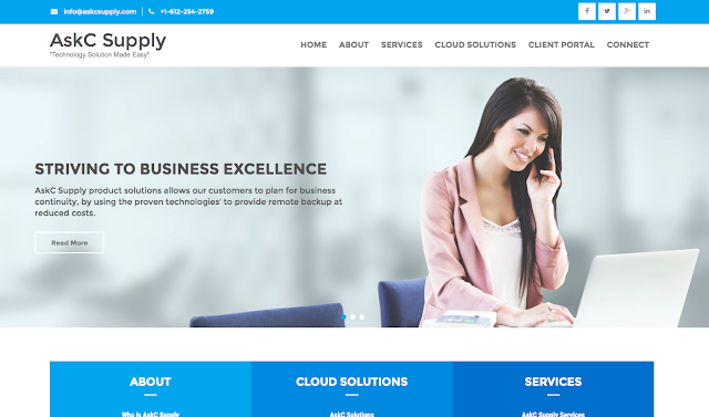 AskC Supply launches new innovative site