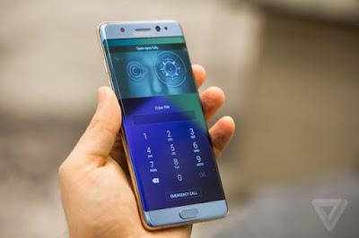 Galaxy Note 7 chính hãng