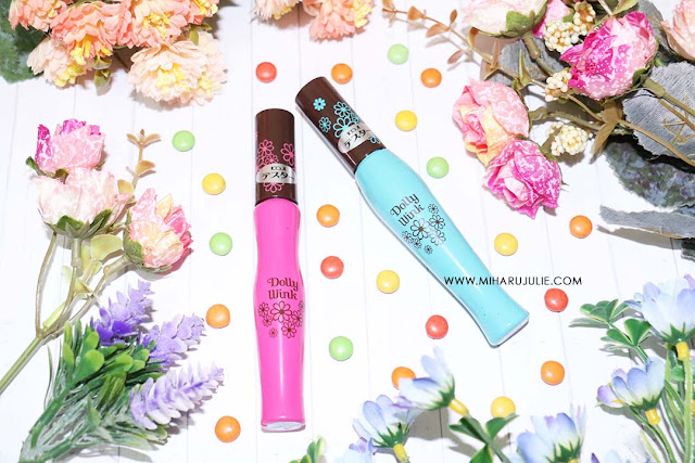 Dolly Wink Long Mascara in Brown review