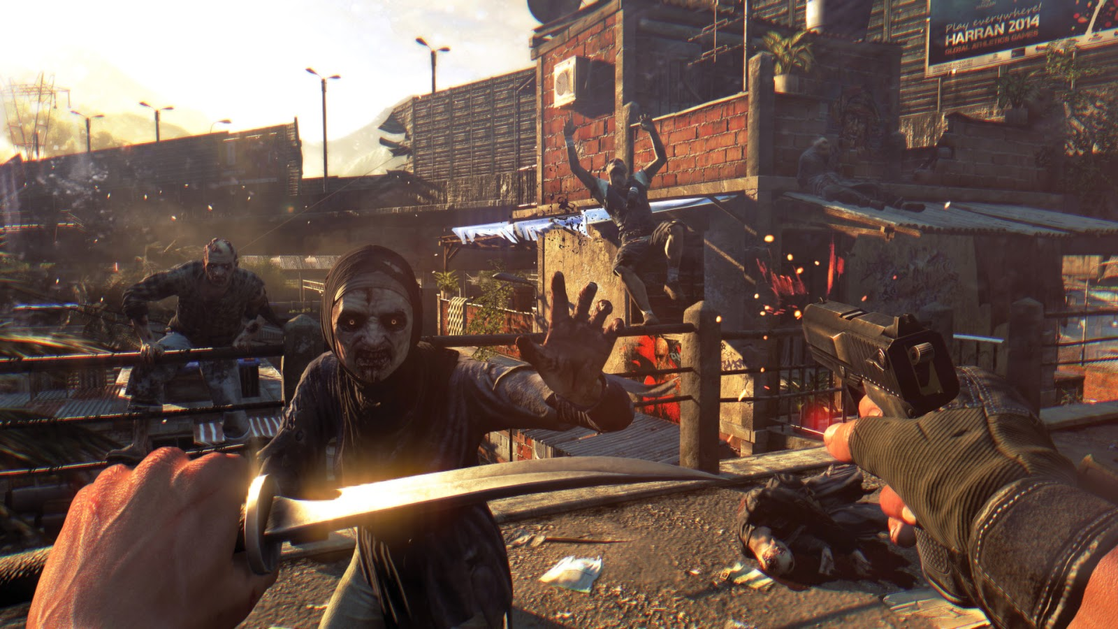 Nuevo trailer de Dying Light