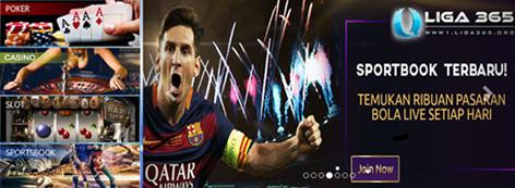 Bandar Judi Terbesar Agen Judi Bola Casino 365-bola.com