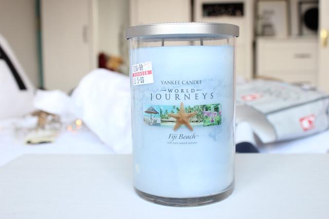 yankee, yankee candle, fuji beach
