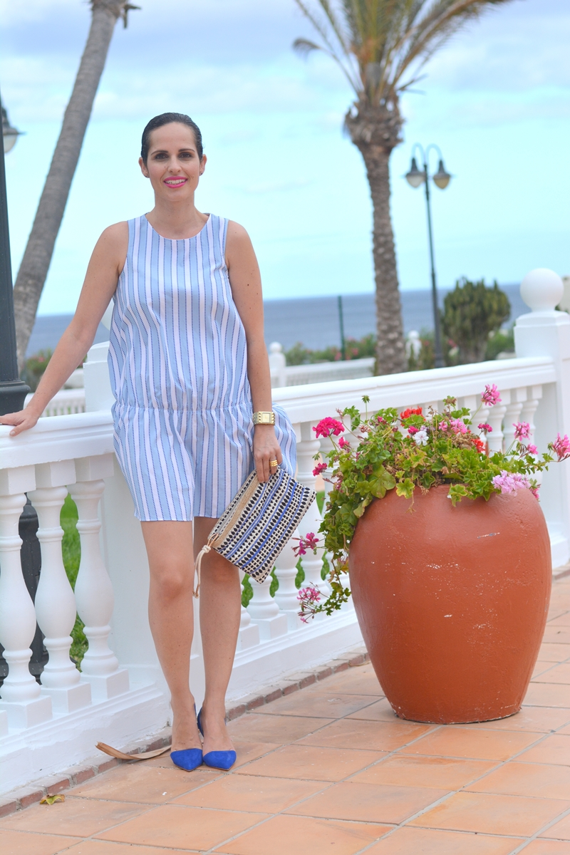 zara-dress-blue-outfit-street-style-azul