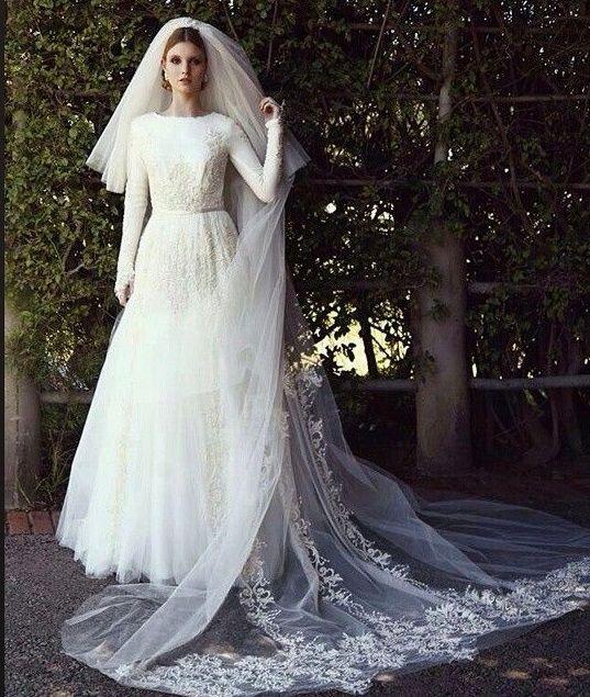 noiva judia, vestido