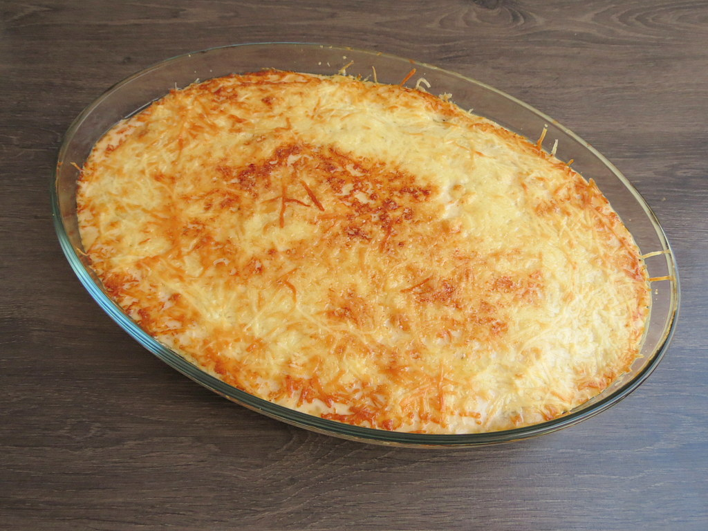 Musaka o moussaka griega, a mi estilo – Greek moussaka