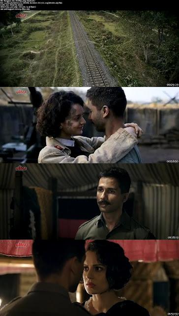 Rangoon 2017 DVDRip 480p Hindi