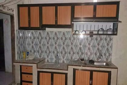 Jasa Kitchen Set Aluminium [acp] Alumunium Composite Panel