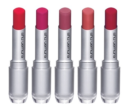 Shu Uemura Rogue Unlimited Supreme Matte Lipstick
