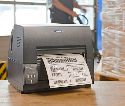 Citizen CL-S6621 Printer Driver Download