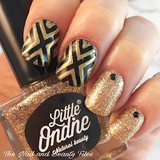 Meebox, Meebox UK, Little Ondine Copper Spark, Maggie Anne Pearl, Nail art