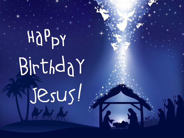 Christmas Jesus HD Picture