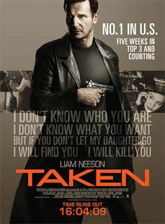 Taken 1 (2008) เทคเคน สู้ไม่รู้จักตาย