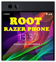 Root and TWRP Razer phone