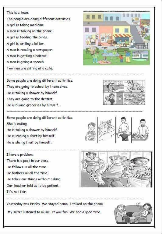 مراجعة جميع خطابات letters براجرافات paragraphs الصف السادس الابتدائى Time For English 2