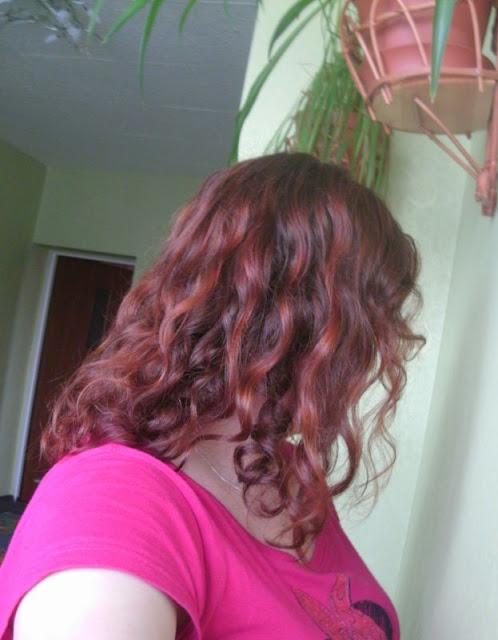 Włosy we wrześniu 2014r.