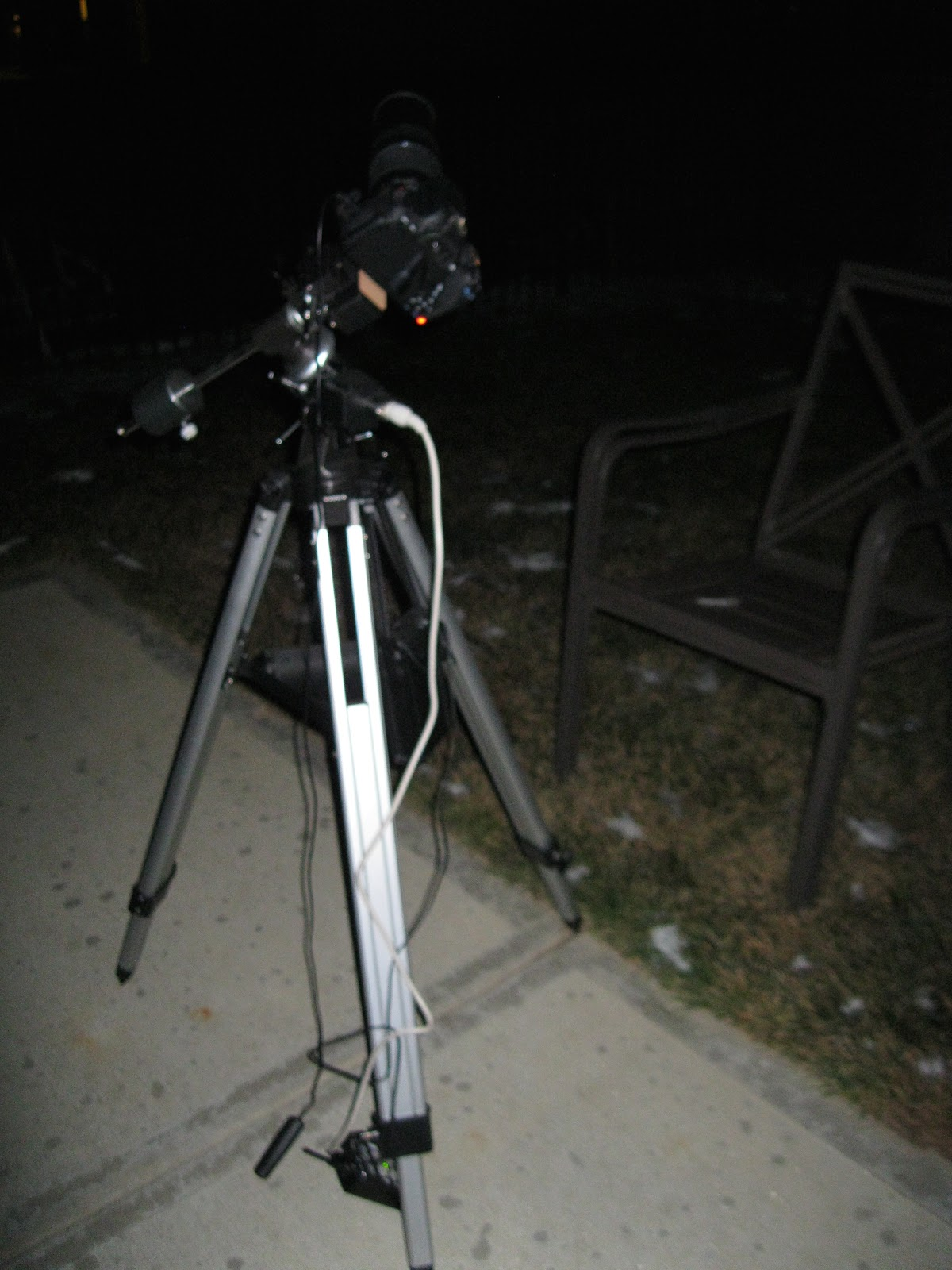 canon t5i on orion EQ1