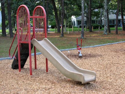 Slide Wings Grove Playground