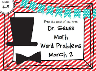 https://www.teacherspayteachers.com/Product/NEW-Dr-Seuss-Math-Word-Problems-MARCH-2-Perfect-for-4th-5th-grade-3041384