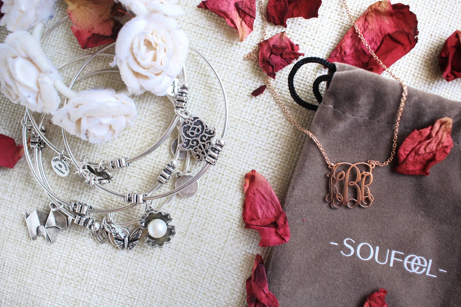 Christmas Gift Ideas: Jewelry ft. Soufeel Jewelry || The Glam Surge